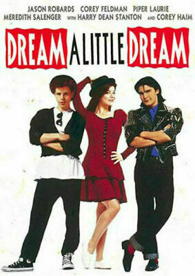 Dream A Little Dream DVD New and Sealed Australia All Regions