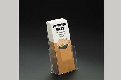 Literature Holders-ship flat-Countertop-3 pieces-different sizes