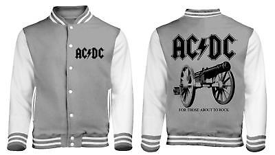 Ac / Dc - For Those About To Rock Merch-Sonstiges-S #95231 - S