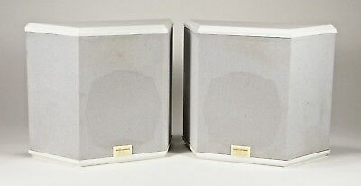 Pair Of Phase Technology Bookshelf Speakers