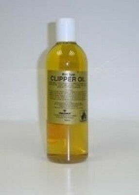 Clipper Oil, Lubricates Blades, Gold Label, 500 ml. Delivery is Free