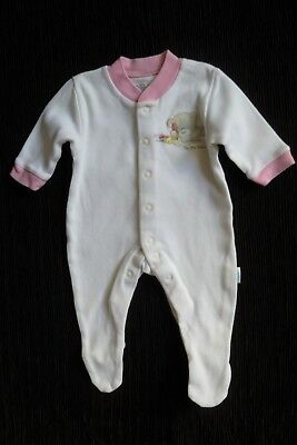 Baby clothes GIRL premature/tiny<7.4lb/3.2kg Tatty Teddy M&S babygrow SEE SHOP!
