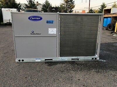 Carrier 10 Ton HVAC Rooftop Unit - **NEW 2018** - 48TCED12A2A5A0A0GO - 208/230/3
