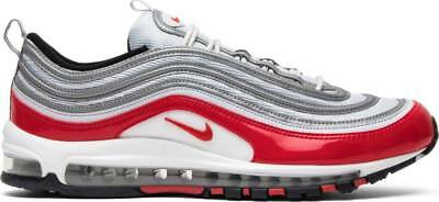 Nike Air Max 97 University Red 921826 009 Mens Sizes 8-12 Shoes New