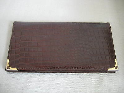 Vintage Solo Wallet, Genuine Leather, No 8784