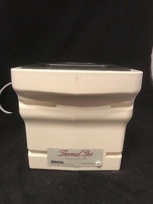 Thermal Spa Professional Paraffin Heat Treatment System Mastex Manicure Pedicure