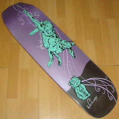 6714028d3d5 WELCOME Nora Vasconcellos Pro Skateboard Deck Fairy Tale on Wicked Queen PB