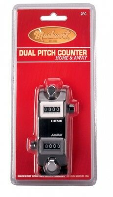 Markwort Home and Away Dual Pitch Counter. Free Shipping
