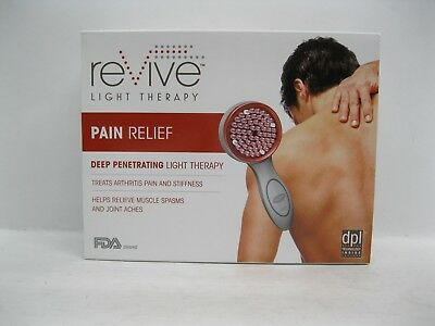 NEW - reVive DPL Light Therapy Pain Relief System