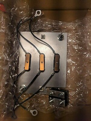 865-574-666 Solar Rectifier Assembly 30 Amp 6 Diode W/Breaker