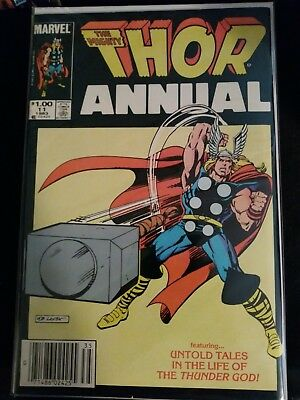 The Mighty Thor Annual 11