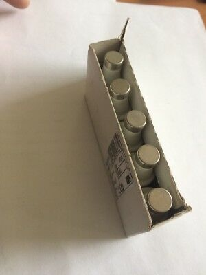 New Lot Of 5 Siemens 5SB271 Diazed DII Fuses 20A