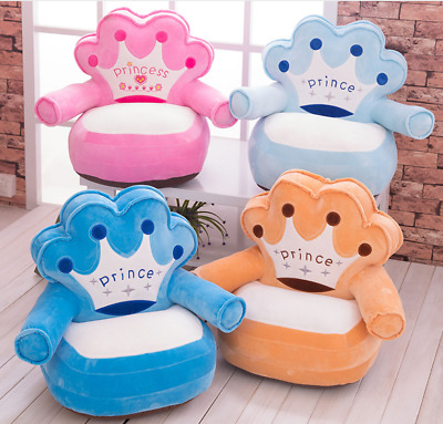 kids  Infant toddler sofa stuffed animal cartoon bean sofa chair seat kids gift
