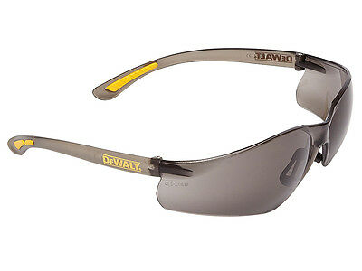 DEWALT Contractor Pro ToughCoat™ Safety Glasses - Smoke