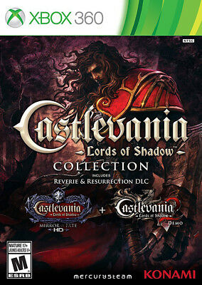 Castlevania - Lords Of Shadow Collection (Trilingual Cover) (Xbox360)