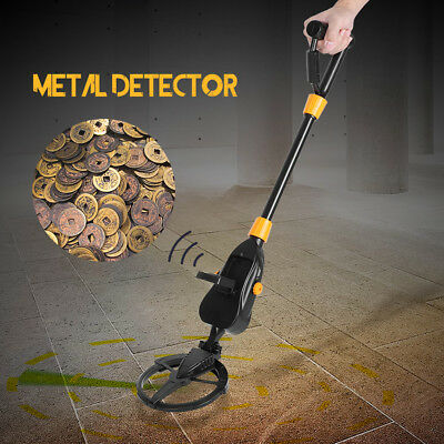 New Deep Sensitive Metal Coin Detector Searching Gold Digger Treasure Hunter