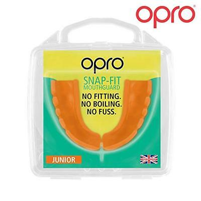 OPRO Snap-Fit Gum Shield No Fitting, No Boiling, No Fuss ADULTS Mouth guard SNR