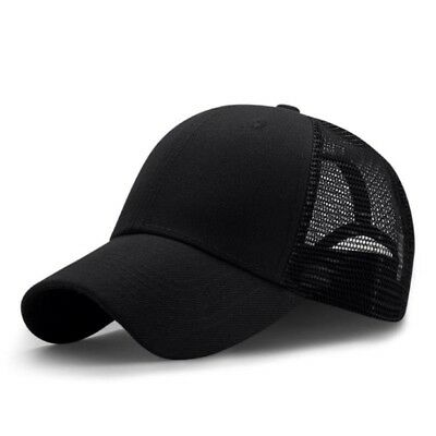 Women Mens Sport Baseball Mesh Cap Running Visor Quick-drying Summer  Outdoor Hat e3116220a331