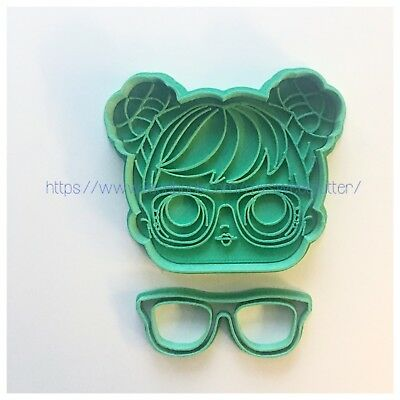 Formina Lol Surprise Doll Bon Bon Formine Biscotti Cookie Cutter