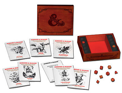 Dungeons und Dragons Premium Original 2013 Reprint Box Set
