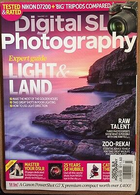Digital SL Photography Expert Guide Light & Land Tested June 2015 FREE SHIPPING
