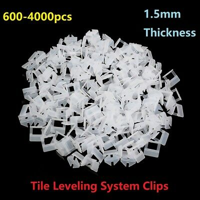 Tile Leveling System Clips Levelling Spacer Floor Wall Tiling Installation Tool