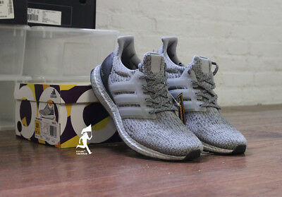 promo code cd560 f7d8f NEW - Adidas UltraBoost 3.0 SILVER PACK/Super Bowl - BA8143 - men's US 10.5