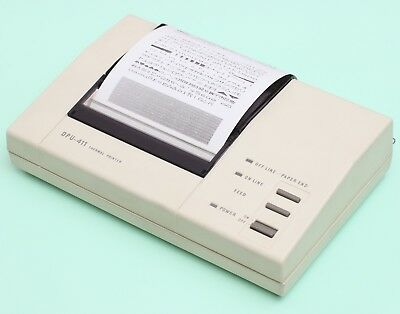 Seiko DPU-411 11CM Thermal Printer With Serial and Parallel Interface *Working*