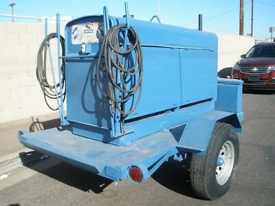 Lincoln 400 Amp Welder Towable Excellent Condition