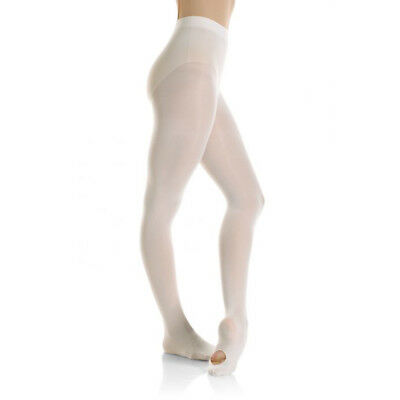 Mondor Girl's Convertible Dance Tights