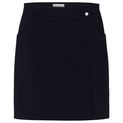 Golfino Light Technical Stretch Skort Damen navy