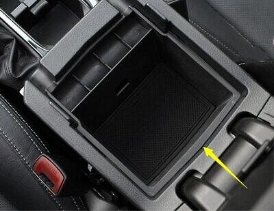 For Subaru Forester 2014-2018 Car Storage Center Console Armrest  Tray Box US St