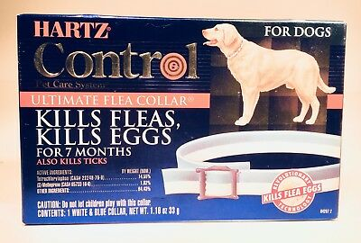 Hartz Control Ultimate Flea Collar for Dogs