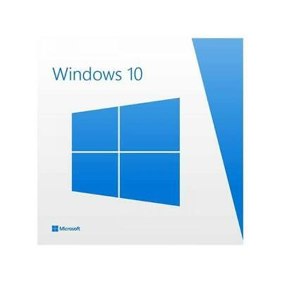 WINDOWS 10 Home 32/64 BIT GENUINE PRODUCT KEY + INSTANT DELIVERY