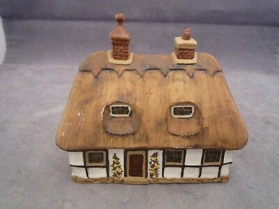 Denby Village Thatched Cottage