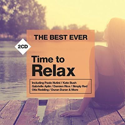 Various Artists - THE BEST EVER: Time to Relax