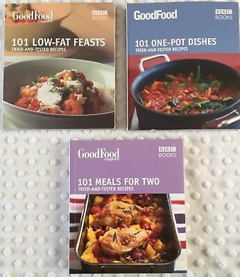 BBC Good Food Magazine Book Bundle