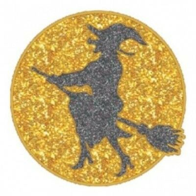 Navika Witch Glitzy Golf Ball Marker With Hat Clip. Free Shipping