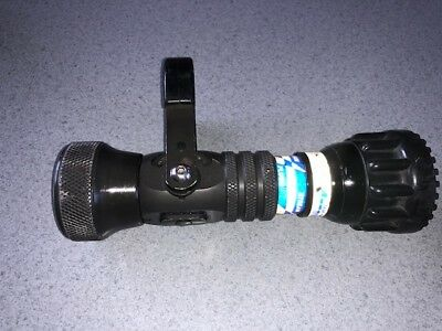 """Task Force Tip Automatic Assault Nozzle 10-125 Gpm  1-1/2""""   (Used)"""