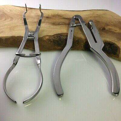 Rubber Dam Kit inc Ivory Punch + Forcep + Frame + 17 Clamps Hu-Friedy price £225