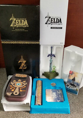 The Legend of Zelda: Breath of the Wild MASTER Edition for Nintendo Switch