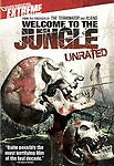 WELCOME TO THE JUNGLE (UNRATED) horror DVD [V37]