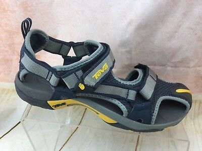 14aa972e7c680a Teva Kids Blue TOACHI 6205 Sports Water Hiking Sandals Shoes Size 6 Youth