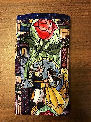 Beauty And The Beast Glasses Case (handmade)