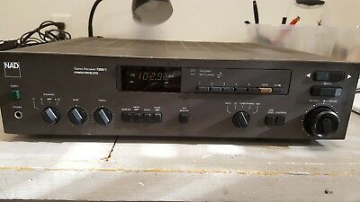 NAD 7250PE AM/FM Stereo High Power Audiophile Receiver - Tested and Working!