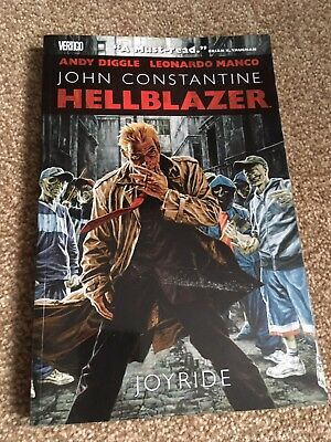 John Constantine Hellblazer : Joyride Graphic Novel