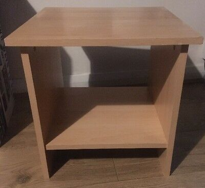 Asda Side End Coffee Table Bd18 4 00 Picclick Uk