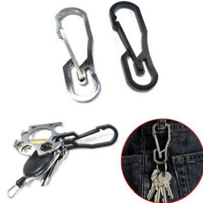 Good Portable Fishing Camping Hanging Buckle Snap Clip Keychain Carabiner