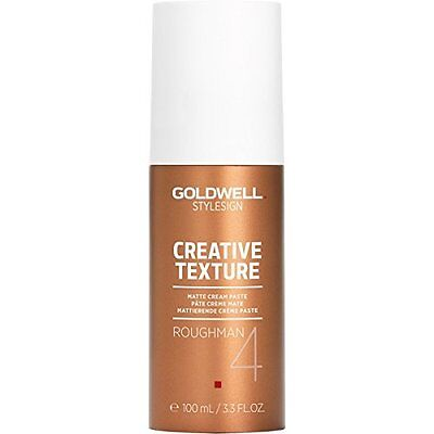 Goldwell Sign Roughman, Mattierende Creme Paste, 1er Pack (1 x 100 ml)