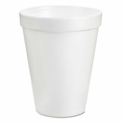 Dart Hot and Cold Foam Cups, 6 oz. (1,000 ct.)